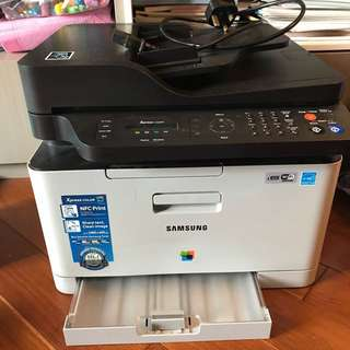 Samsung c460FW all-in-one Laser printer
