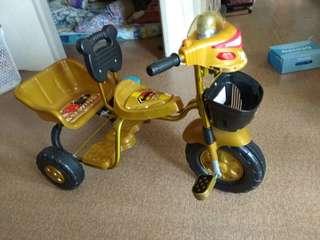 Basikal tiga roda