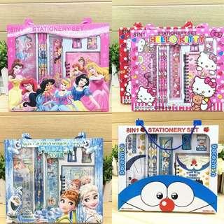 Children stationery gift set