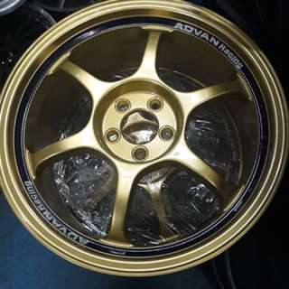 advan racing - recond (17x7.5jj pcd 100)