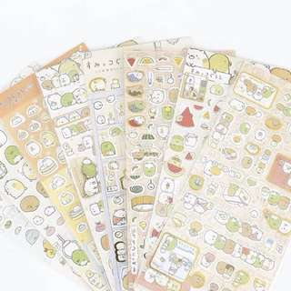 Summiko Gurashi Stickers