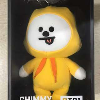BT21 official standing doll