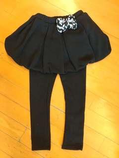 裙+legging