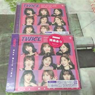 Twice 日專