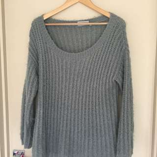 MLM oversized jumper