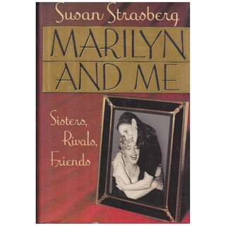 """Marilyn and Me"" by Susan Strasberg"