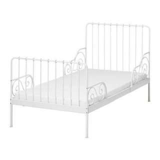 Pre-owned IKEA Minnebits Bed (Suitable for kids)