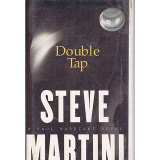 """Double Tap"" by Steve Martini"