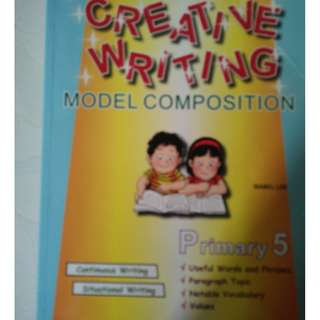 GLOBAL PUBLISHERS Creative writing Model Composition