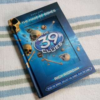 The 39 Clues: Book 1 - The Maze of Bones
