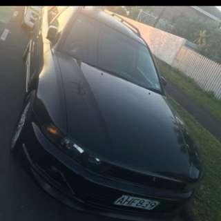 1998 Mitsubishi Legnum