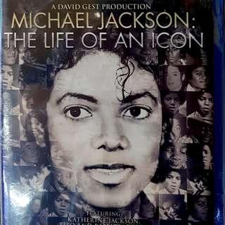 MICHAEL JACKSON : THE LIFE OF ANICON BLURAY