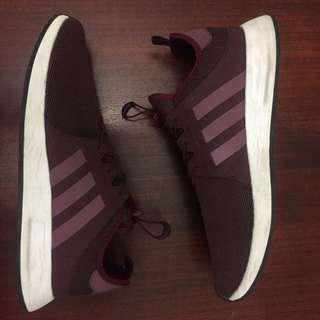 US11 - Adidas X-PLR Maroon Sneakers