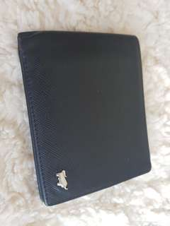 Authentic Braun Buffel Wallet