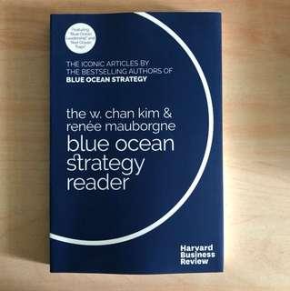 blue ocean strategy reader harvard business review
