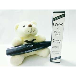 [NEW + IMPORTED] NYX Doll Eye Mascara Waterproof