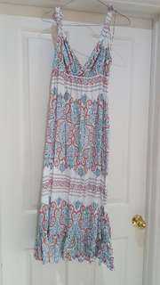 Women's Billabong maxi dress