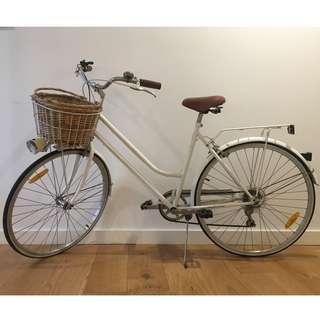 Bike - Reid Vintage Ladies 7-Speed Classic (Helmet, Pump & Lock for free)