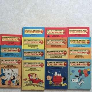 Charlie brown's cyclopedia