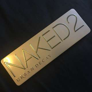 Authentic Urban Decay Naked 2