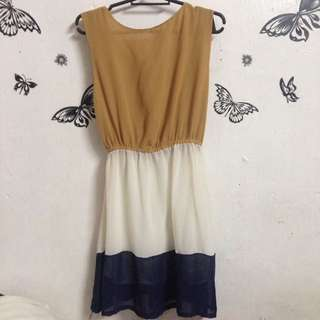 prelobed dress