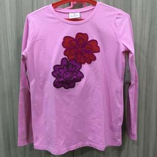 pink Hanna Andersson sweater