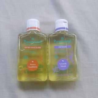 Puressentiel Organic Massage Oils