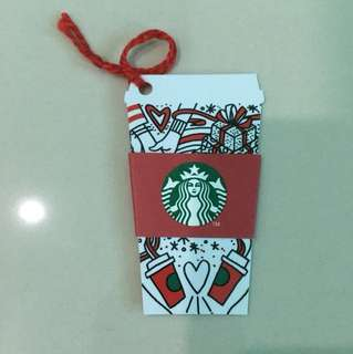 Starbucks card - for collections
