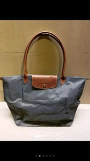 LONGCHAMP LE PLIAGE LARGE / SMALL LONG HANDLE