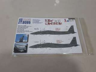 1/48 Two Bobs decals for F-15E