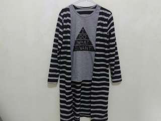 Atasan inner + outer
