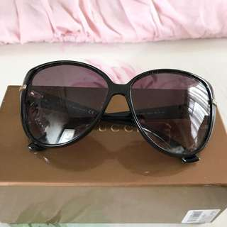 REDUCE Authentic Gucci Sunnies