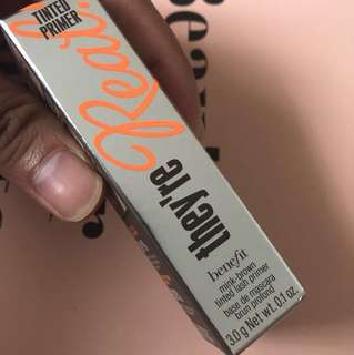 Benefit They're Real Tinted Primer Mascara