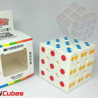 Moyu 3x3 Dice Cube