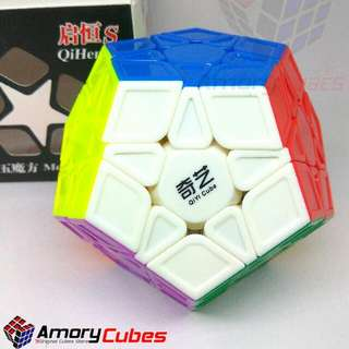 Qiyi Megaminx Qiheng Stickerless