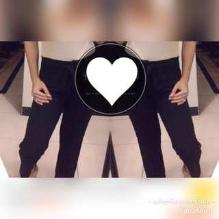 BLACK CANDY PANTS