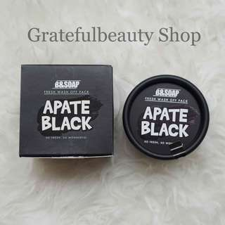 PRELOVED - B&Soap Apate Black