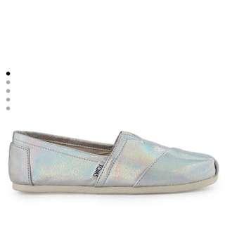Schuh Classic Silver Shine
