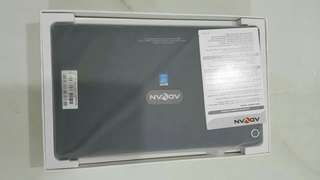 Advan vanbook w90