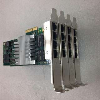 Intel 4 Port Gigabit NIC card