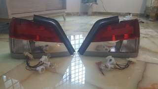 Proton waja rear lamp