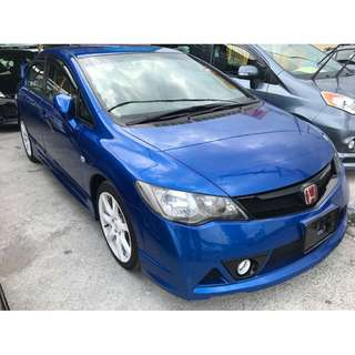 2010 Honda Civic 1.8 (A) FULL MUGEN RR BODYKIT
