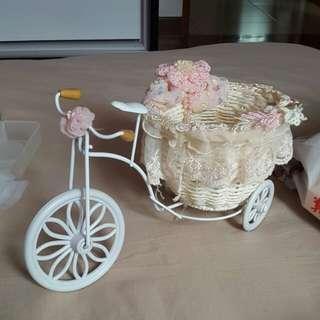 Princess-like carriage
