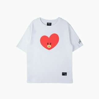 BT21 official TATA graphic tee