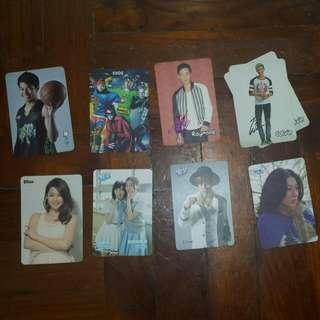 台灣星港星 Yes Card!