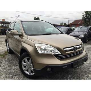 2009 Honda CR-V 2.0 (A) AWD PREMIUM FULL SPEC