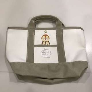 Tsum Tsum Chip & Dale bag