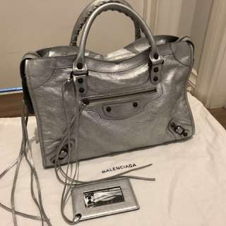 Authentic Balenciaga city 38