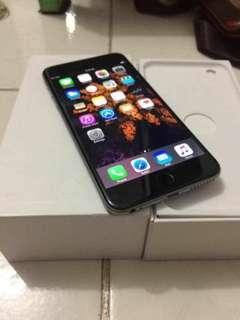 iPhone 6 plus 128gb space Gary