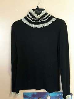 Repriced!Turtle Neck Lace